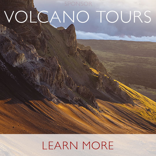 Volcano Sightseeing Tours
